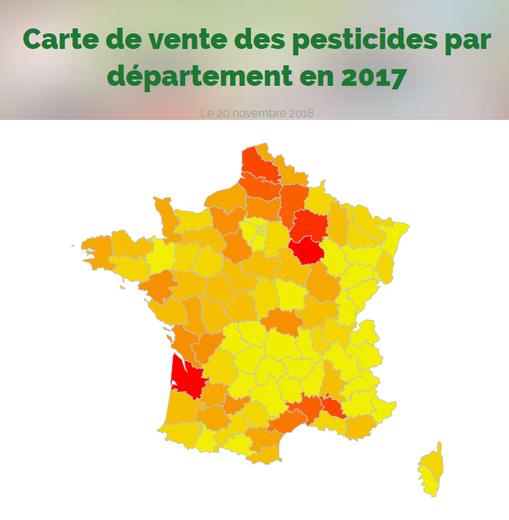 Plusieurs départements de la région Occitanie font figure de mauvais élèves, particulièrement le Gard et l'Hérault.